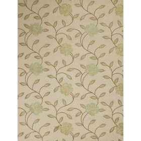 Glowing Zico Floral Spa Fabric