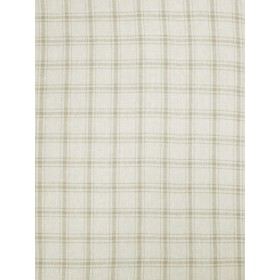 Brice Check Linen Fabric