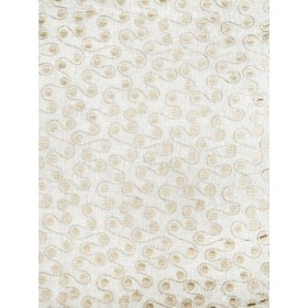 Dramatic Wilke Biscuit Fabric