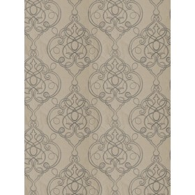 Dramatic Dunst Taupe Fabric