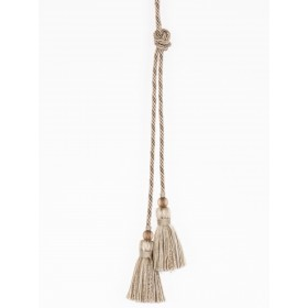 Dazzling Gita Hush Decorative Tassel