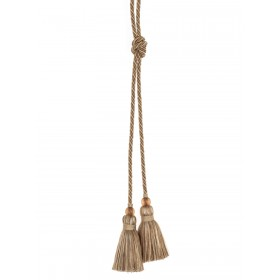 Fabulous Gita Sesame Decorative Tassel