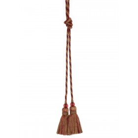 Stunning Gita Berry Decorative Tassel