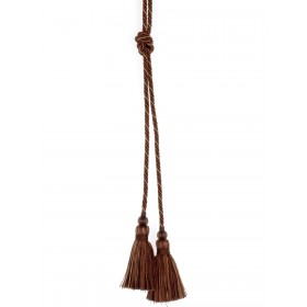 Lovely Gita Coffee Decorative Tassel