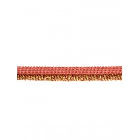 Stunning Roopa Coral Trim Fabric