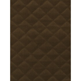 Special Quilted Velvet Bark Fabric