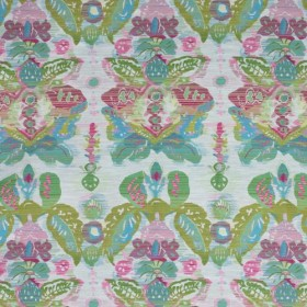 Waterscape Damask Pastel RM Coco Fabric