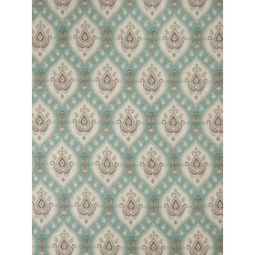 Lovely Express Ikat Spa Fabric