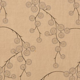 LYNCH NATURAL RM Coco Fabric