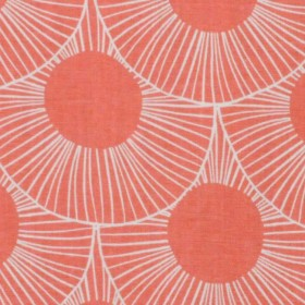 CARTER CORAL RM Coco Fabric