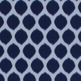 KENNEDY NAVY RM Coco Fabric