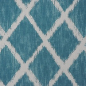 LINCOLN TEAL RM Coco Fabric