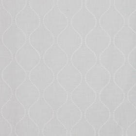 PEARL STRANDS WHITE RM Coco Fabric