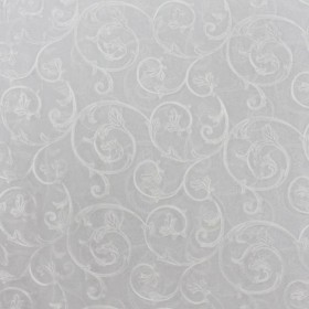 FILAGREE WHITE RM Coco Fabric