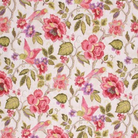CHIPPINTON GARDEN ORCHID RM Coco Fabric