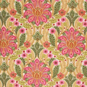 PARADISO BEGONIA PINK RM Coco Fabric