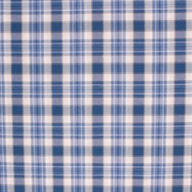 DANBURY PLAID BLUEJAY RM Coco Fabric