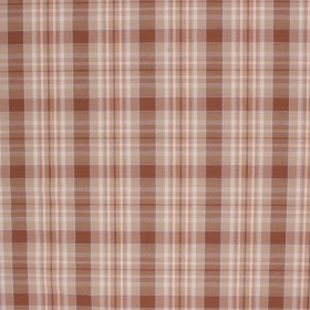 DANBURY PLAID WOODWORK RM Coco Fabric