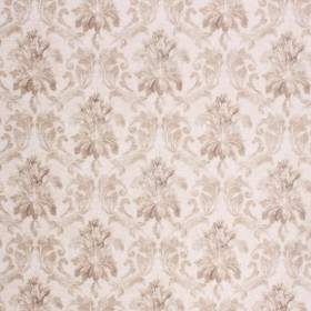 CHARTWELL DAMASK SATINWOOD RM Coco Fabric