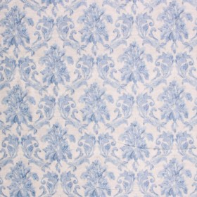 CHARTWELL DAMASK HARBOUR RM Coco Fabric