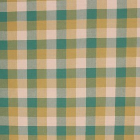 COLBURN CHECK BLUE SPRUCE RM Coco Fabric