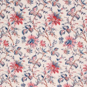 WILLIAMSBURG GARDEN ROUGE RM Coco Fabric