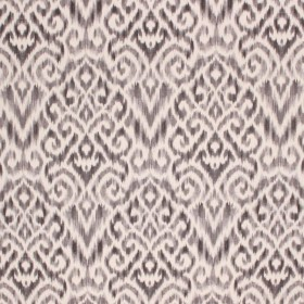 SANJAY IKAT PEWTER RM Coco Fabric