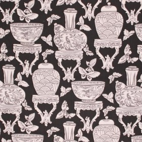 CHINOIS SILHOUETTE RM Coco Fabric