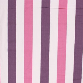 PALM BEACH STRIPE MULBERRY RM Coco Fabric