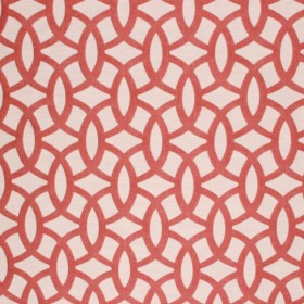 LEICESTER CORAL RM Coco Fabric