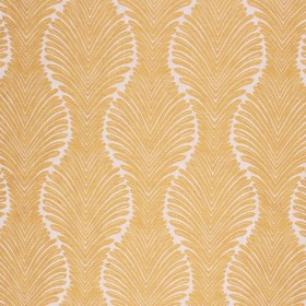 FERN GROTTO GOLD RM Coco Fabric