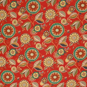 DARLINGTON CARDINALE RM Coco Fabric