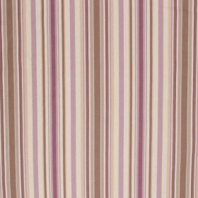 BROMPTON STRIPE ORCHID RM Coco Fabric