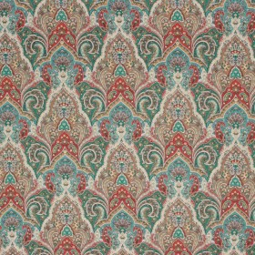 PICADILLY PAISLEY CYPRUS RM Coco Fabric
