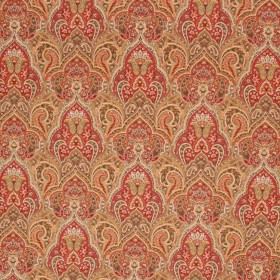 PICADILLY PAISLEY HARVEST RM Coco Fabric