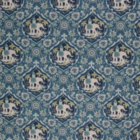 ELEPHANT TALES DENIM RM Coco Fabric