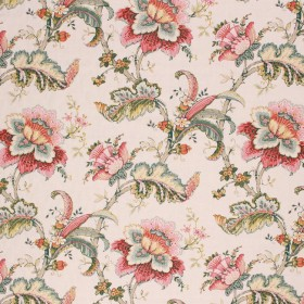 MANOR HOUSE GARDEN EGGSHELL RM Coco Fabric