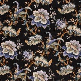 MANOR HOUSE GARDEN INDIGO RM Coco Fabric
