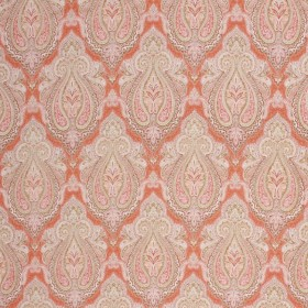 DERBYSHIRE PAISLEY SPICE RM Coco Fabric