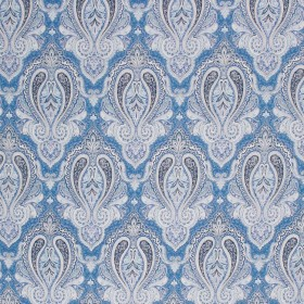 DERBYSHIRE PAISLEY HARBOR RM Coco Fabric
