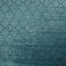 PARAMOUNT TEAL RM Coco Fabric