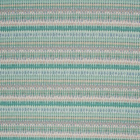 IMPRESSION TURQUOISE RM Coco Fabric