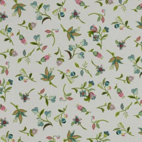 Pixie Floral Multi RM Coco Fabric