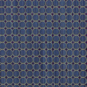 Rizzolli Navy RM Coco Fabric