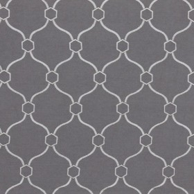 Picardie Trellis Pewter RM Coco Fabric