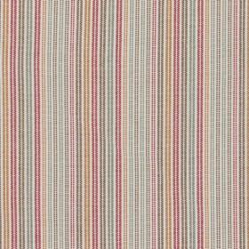 Zipper Stripe Crimson RM Coco Fabric