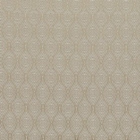 Ogee Trellis Natural RM Coco Fabric