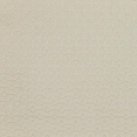 Coffered Ivory RM Coco Fabric
