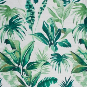 Tropic Splendor Clover RM Coco Fabric