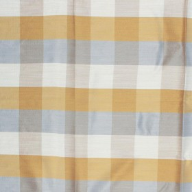 Holmby Check Goldstone RM Coco Fabric
